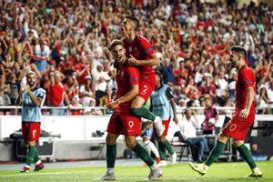 Không Ronaldo, Bồ Đào Nha vẫn đánh bại Italia