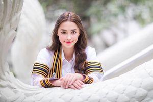 Top mỹ nhân 'con nhà người ta' của Thái Lan: Đã đẹp lại còn là Thủ khoa, Á khoa của loạt trường Đại học danh tiếng