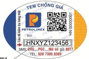 Gas Petrolimex áp dụng tem chống giả 3 công nghệ