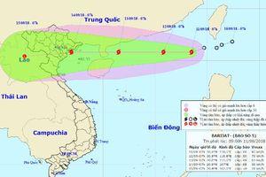 'Nín thở' chờ siêu bão Mangkhut