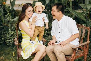 Sau 3 năm mặn nồng, Dương Cẩm Lynh ly hôn chồng và dắt con trai ra đi 'tay trắng'