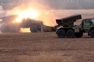 Chiến sự Syria: Phiến quân bất ngờ tấn công quân chính phủ tại Hama