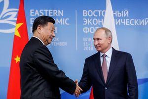 Tổng thống Putin: Quan hệ Nga – Trung dựa trên sự tin tưởng