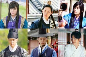 Điểm mặt 10 nam idol đẹp náo lòng, 'làm mưa làm gió' với tạo hình trong phim cổ trang