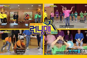 Running Man tập đặc biệt 2: Seungri (BigBang) quậy tung trời với vũ điệu 'Baby Shark'