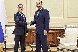 Nga ký hiệp định liên chính phủ xây dựng nhà máy điện hạt nhân tại Uzbekistan