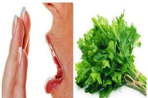 Tất tần tật các cách chữa hôi miệng dân gian cực hiệu quả