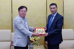 Văn phòng KOTRA tại Đà Nẵng sẽ hoạt động từ tháng 11/2018