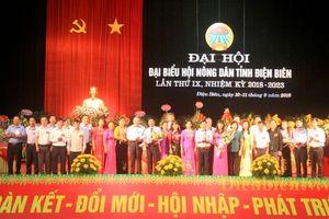 Đại hội đại biểu Hội Nông dân Tỉnh Điện Biên lần thứ IX