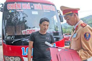 Tuyên Quang: Giăng lưới xử nghiêm xe nhồi nhét khách