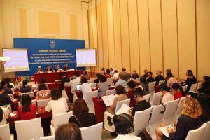 Công bố Báo cáo đánh giá 'Tài chính cho phát triển bền vững ở Việt Nam'