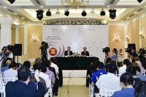 Khai mạc Hội nghị WEF ASEAN về khởi nghiệp sáng tạo trong thời đại 4.0
