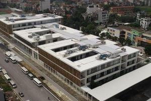 Trường Trung học Pháp Alexandre Yersin khánh thành cơ sở mới ở Long Biên