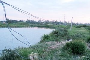 Mẹ chết thảm vì vướng vào dây điện bẫy chuột của con trai