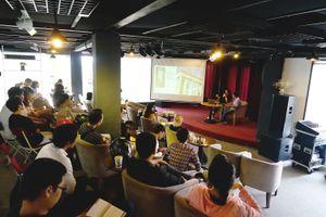 Nhà thiết kế Fong Chen Zeuthen: Cây bút chì và một ý tưởng vui vẻ