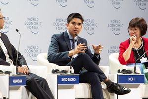 Bộ trưởng Thanh niên và Thể thao Malaysia: Tương lai 4.0 được định nghĩa bởi người trẻ