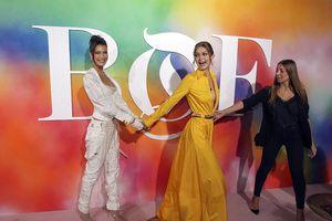 Bella Hadid - Gigi Hadid căng đầy sức sống, 'đọ dáng' tại sự kiện