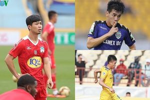 Top ghi bàn V-League 2018 đến vòng 21: Quang Hải, Công Phượng góp mặt