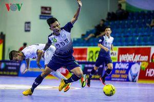 Giải Futsal HDBank VĐQG 2018: HPN.ĐHGĐ củng cố vững chắc ngôi đầu bảng