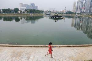 Mở cửa Công viên Hồ điều hòa Nhân Chính