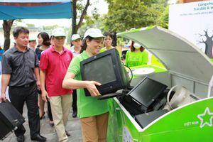 Mỗi phường nên có một điểm thu gom rác thải điện tử