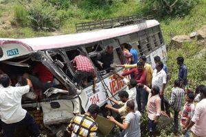Ấn Độ: Tai nạn xe buýt nghiêm trọng, 43 người thiệt mạng