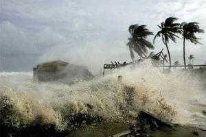 Bão số 5 còn đang hoành hành dữ dội, thêm bão MANGKHUT tấn công Biển Đông