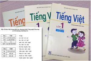 Sách Tiếng Việt 1 Công nghệ Giáo dục dạy trẻ đọc bằng ô vuông: Lãnh đạo Sở GD-ĐT các tỉnh nói gì?