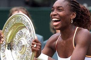 Ngôi sao quần vợt Mỹ Venus Williams: Vượt qua bệnh tật để chiến thắng