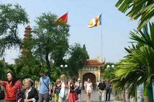 Gần 20 triệu lượt du khách đến Hà Nội trong 9 tháng