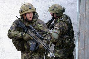 Cộng hòa Séc tiến hành diễn tập chống khủng bố quy mô lớn