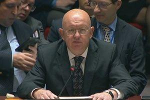 Nga có bằng chứng không thể phủ nhận về những khiêu khích chính phủ Syria?