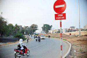 Đi xe máy vào đường cấm có bị tước giấy phép lái xe?