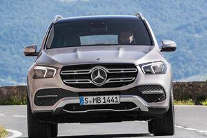 Mercedes-Benz GLE 2020 ra mắt - sức ép cho Audi Q7 và BMW X5
