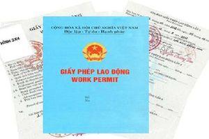 Hồ sơ cấp lại giấy phép lao động thế nào?