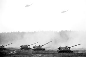 Nga tập trận lớn chưa từng có