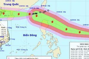 Những dự báo mới nhất về siêu bão MANGKHUT và bão số 5 - BARIJAT