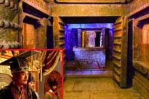 Lời nguyền kinh hãi bên trong lăng mộ bí hiểm bậc nhất Trung Hoa