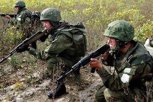 Nga tổ chức tập trận quốc tế quy mô lớn