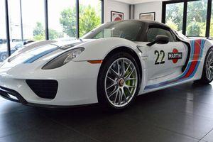 Siêu xe Porsche 918 Spyder cũ 'làm giá' tới hơn 51 tỷ