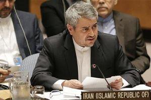 Iran cảnh báo Mỹ, Anh, Pháp 'không nên' tấn công Syria
