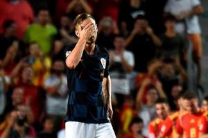 Á quân World Cup Croatia hứng chịu trận thua đậm nhất lịch sử