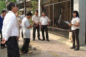 Nhiều khó khăn trong kê biên xử lý tài sản ở An Giang