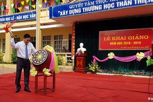 Lạng Sơn: Xây dựng nhiều trường học mới, đến nhà vận động trẻ em đến lớp