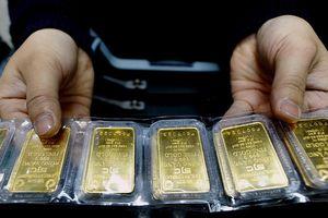 Bật tăng trở lại, giá vàng vượt ngưỡng quan trọng