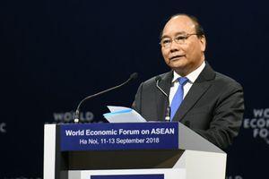 Thủ tướng: Cơ hội Cách mạng Công nghiệp 4.0 mang lại cho ASEAN vô cùng lớn