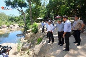 Cảnh báo Dự án du lịch Ba Hồ 'câu giờ'