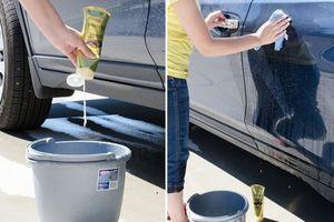 Những mẹo nhỏ giúp ôtô sạch hơn