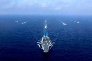 Kỳ 2: Nỗ lực hải quân Trung Quốc làm 'Mỹ - Nhật - Ấn hoảng hồn'