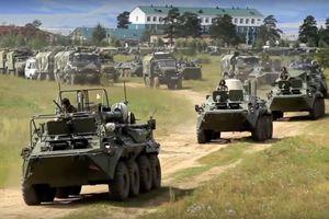 Mỹ theo dõi chặt cuộc tập trận quy mô lớn của Nga